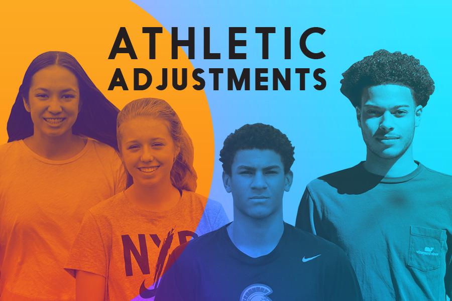 Athletic adjustments
