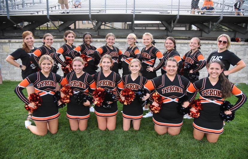 Across the Region, Cheerleading Tryouts Go Virtual