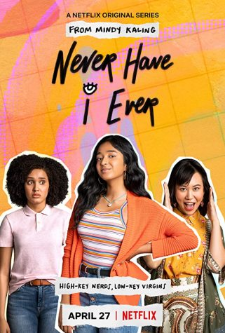 "Mindy Kaling's new Netflix series ""Never Have I Ever"" premiered on April 27, 2020."