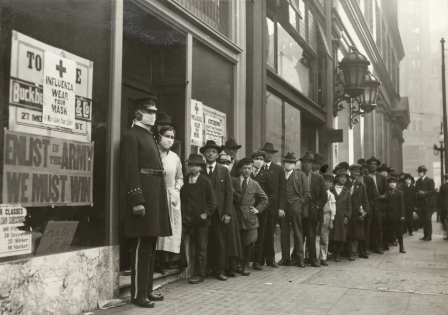 In retrospect: Looking back on the 1918 influenza pandemic
