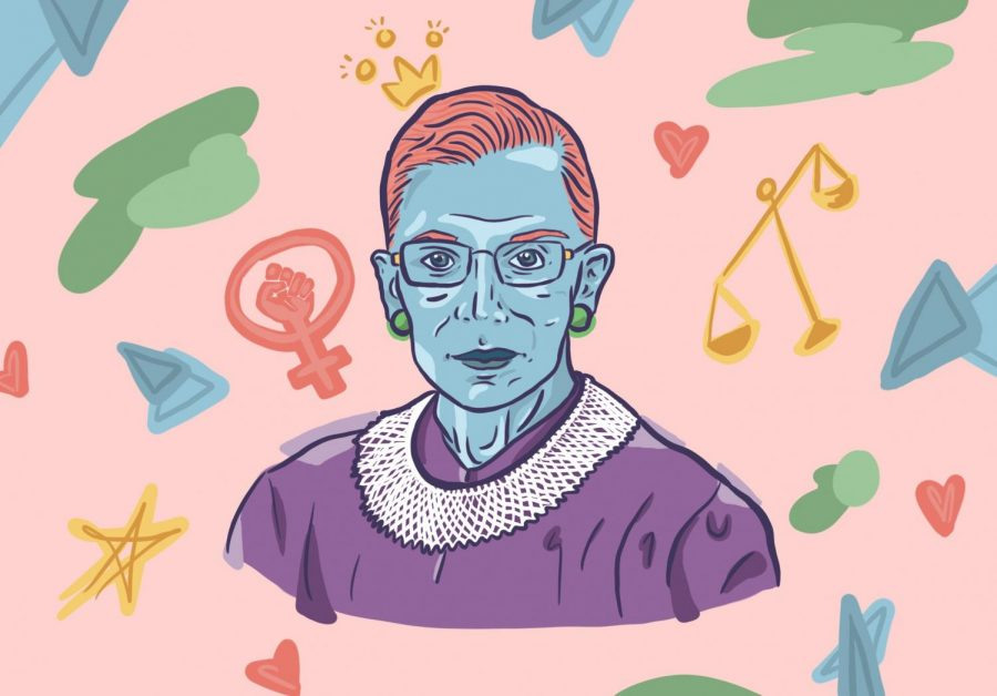 Ruth+Bader+Ginsburg%27s+death+rattled+the+nation%2C+but+her+legacy+and+good+works+are+destined+to+live+on.