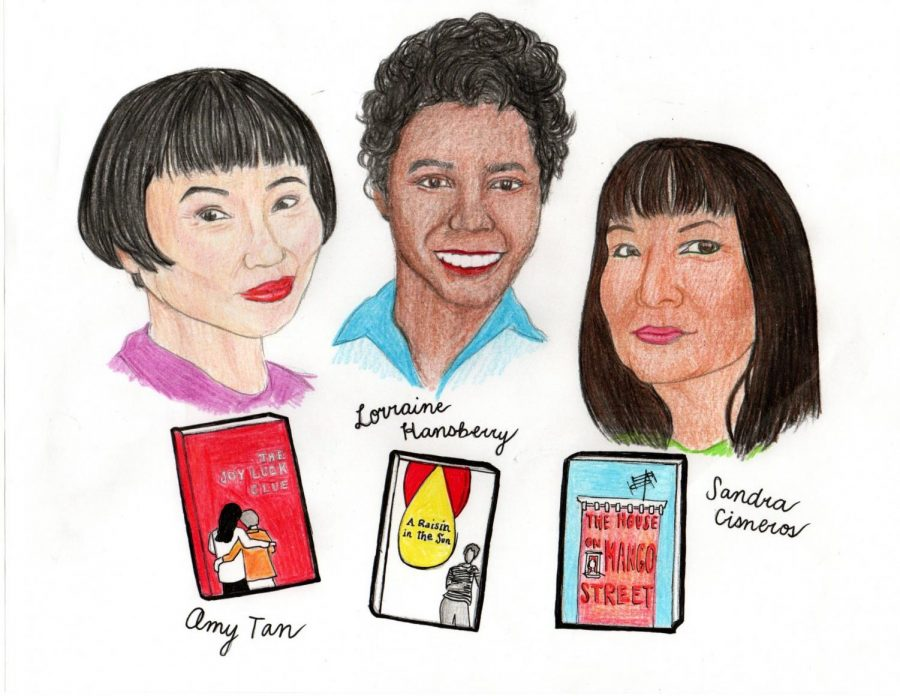 English curriculum highlights authors of color