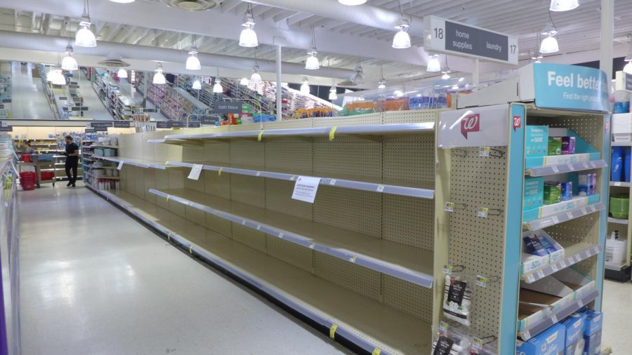 When+the+pandemic+first+started%2C+some+grocery+stores+limited+how+much+one+person+could+buy%2C+since+shelves+were+getting+cleared+out.+