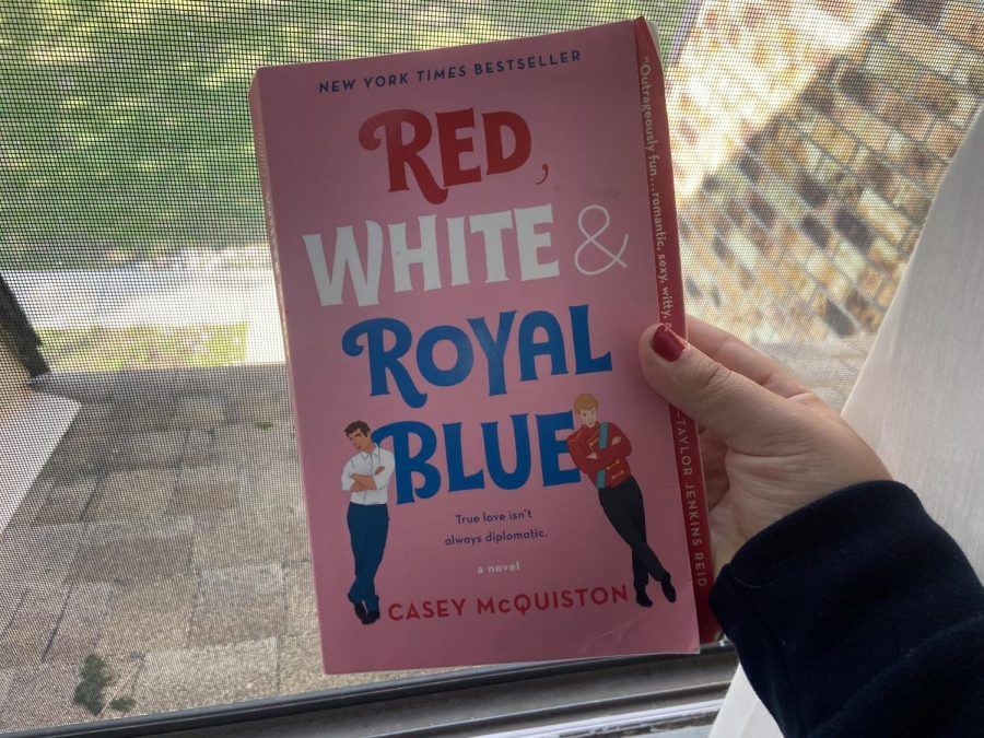 Casey McQuiston's 'Red, White and Royal Blue' is the romance read you've been searching for