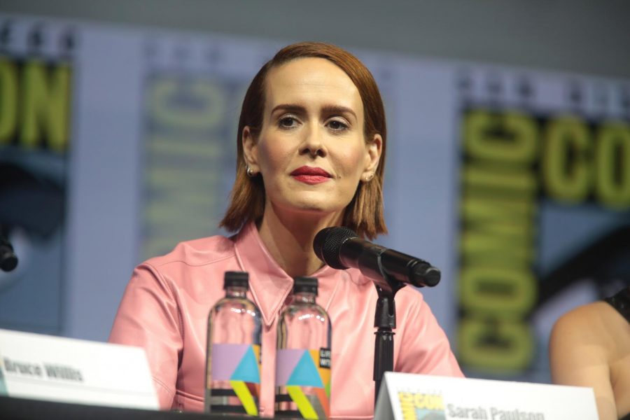 Sarah+Paulson%2C+the+lead+in+%22Ratched%2C%22+also+starred+in+another+one+of+Ryan+Murphy%27s+projects%2C+%22American+Horror+Story.%22