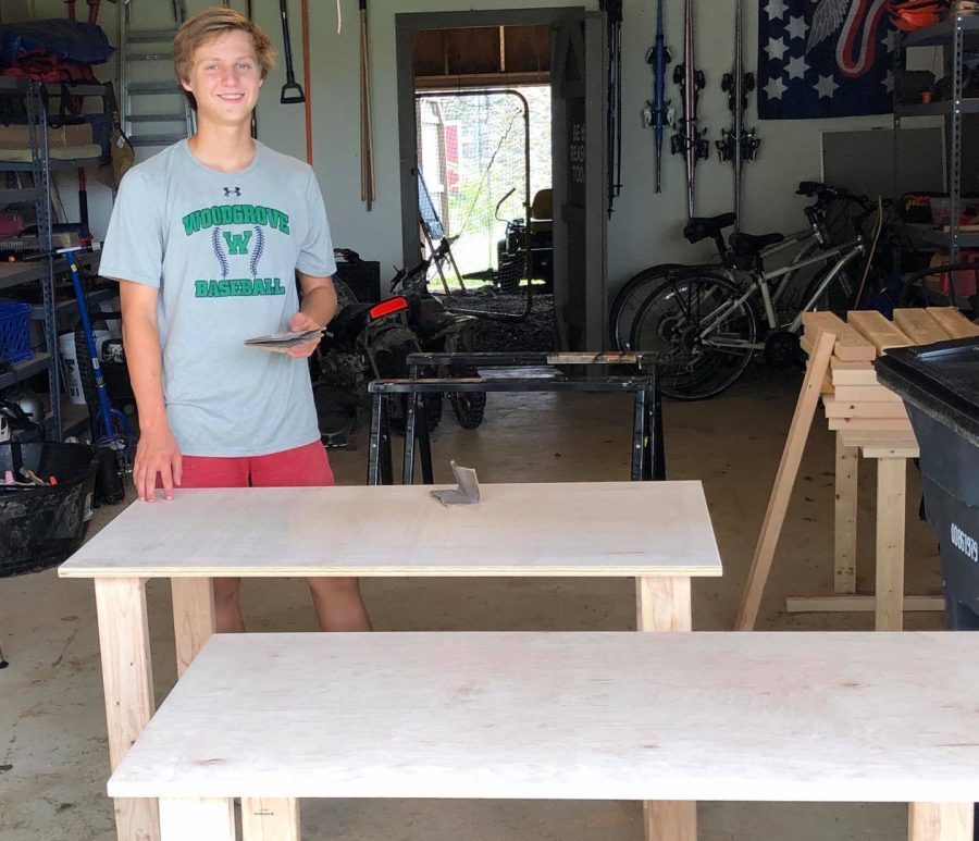 Making a Difference One Desk at a Time