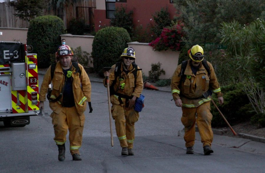 On+Monday+afternoon%2C+the+Cipriani+neighborhood+was+crowded+with+emergency+personnel.+