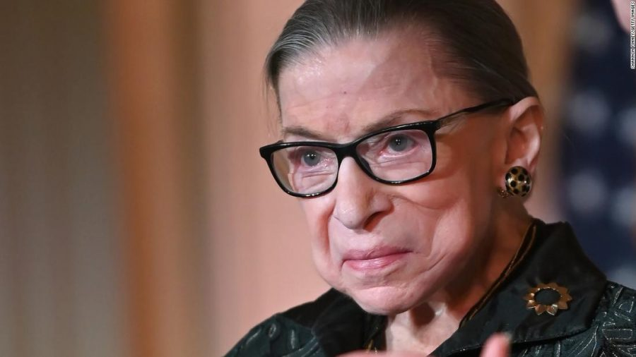Supreme+Court+Justice+Ruth+Bader+Ginsburg+passed+away+last+Friday+at+the+age+of+87%2C+leaving+a+legacy+of+conscientious+dissent+and+righteous+activism.