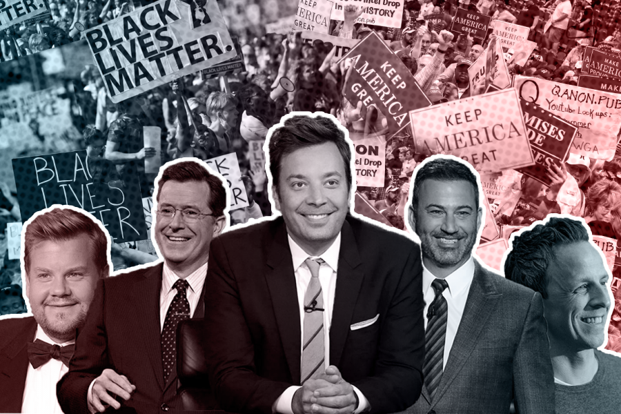 Late-Night Left: The Cost of Being Political