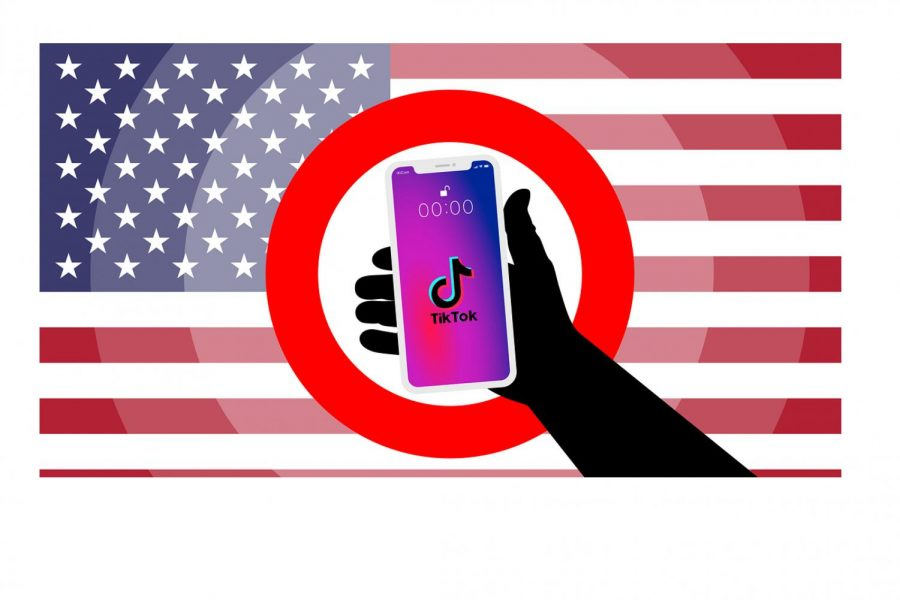 TikTok%2C+a+Chinese-owned+company%2C+has+recently+been+under+fire+due+to+its+collection+of+its+user%E2%80%99s+data.+The+social+media+app+is+used+to+post+60-second+videos+of+dances+and+skits+with+specific+%E2%80%9Csounds%E2%80%9D+in+the+background.