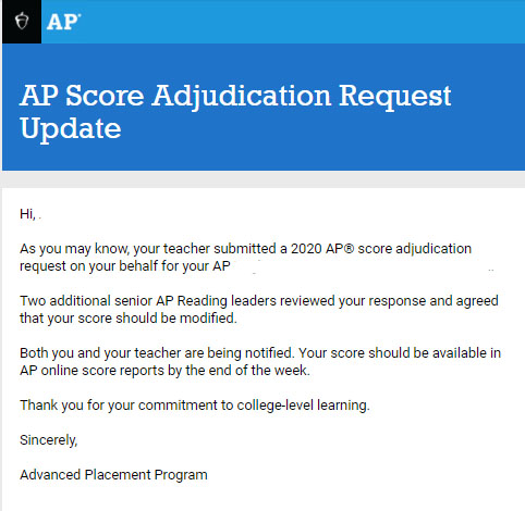 Sunny Hills students, teachers finding College Board's not budging much on their appeals regarding low scores from modified online exams