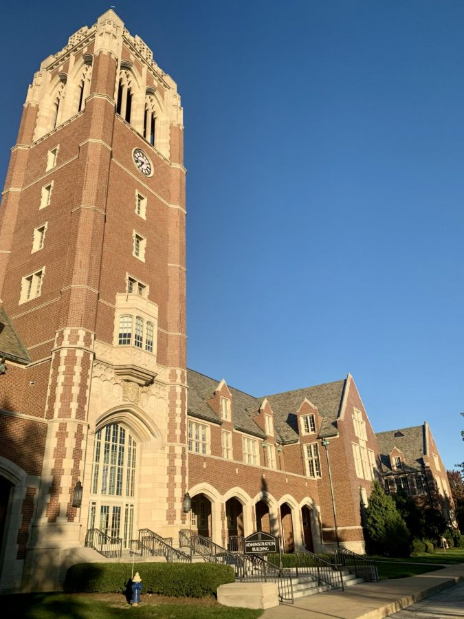 John Carroll University's draft financial plan says restructuring is due to financial hardship.