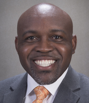 Lloyd Holmes: the new president of De Anza College