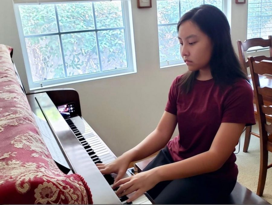 Sophomore forms nationwide community outreach program to deliver soothing music video performances for the elderly during COVID-19 pandemic