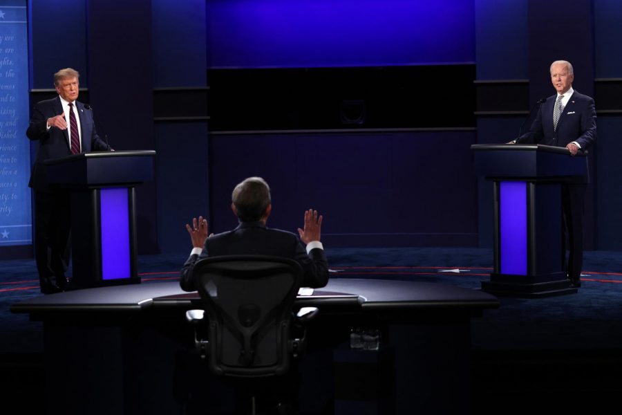 The First Debate: Truth, Lies and the State of Democracy