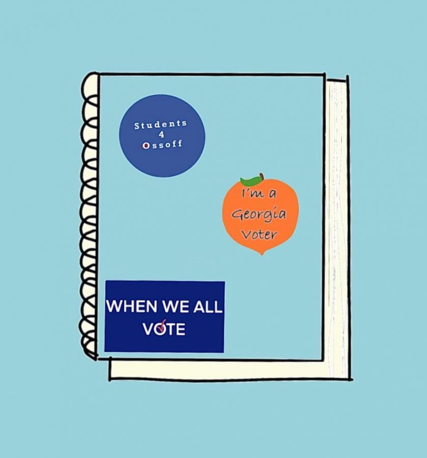 Grady+students+are+working+with+different+organizations+and+campaigns+to+help+encourage+voter+turnout.