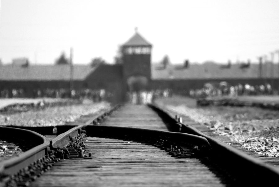 One+of+the+many+railroads+that+led+to+the+largest+concentration+camp+in+World+War+II%2C+Auschwitz+in+Poland.+As+emerging+generations+are+becoming+more+distanced+from+the+events+of+the+Holocaust%2C+education+of+this+genocide+should+be+mandatory+throughout+the+United+States.+