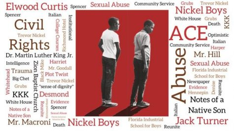 Elwood Curtis and Jack Turner, two world collided into one, surrounded by the commands of abuse given by the Nickel Boys Academy.
