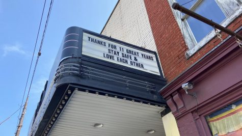 After eleven years of supporting local musicians, the Rex Theater has closed its doors due to the COVID-19 pandemic.