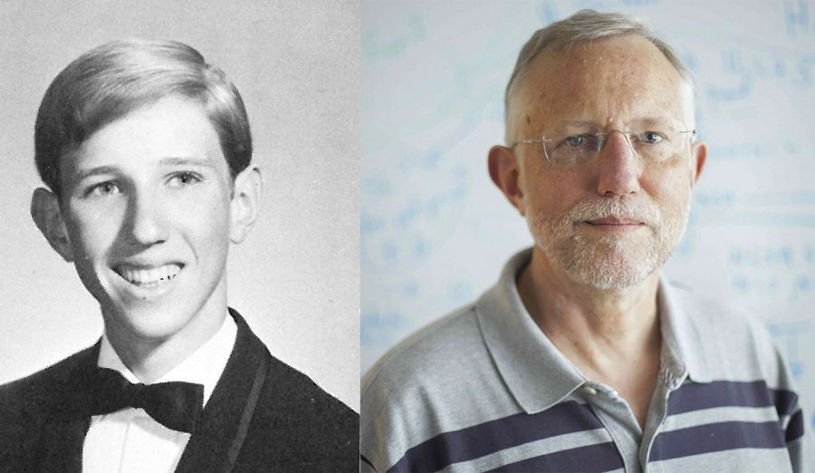 Charles+Rice%2C+who+won+the+2020+Nobel+Prize+for+Medicine%2C+graduated+from+Rio+in+1970.+His+senior+portrait+is+shown+on+the+left.