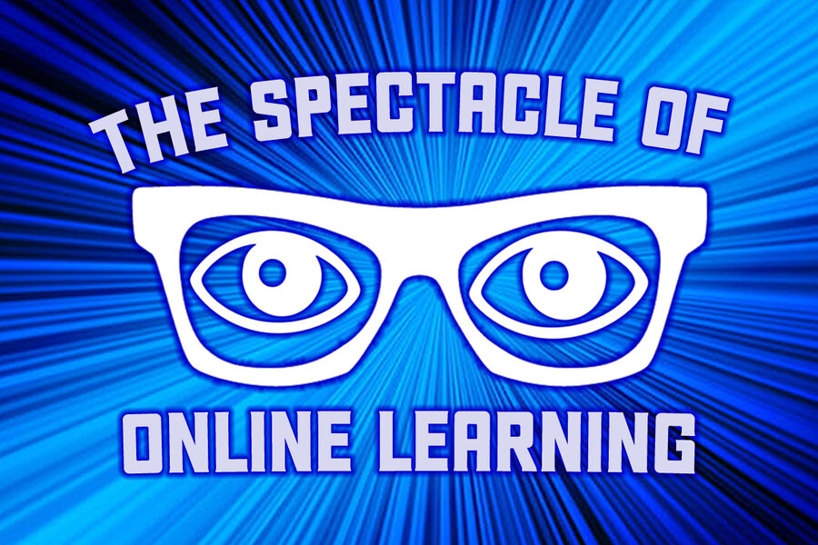 Blue light glasses are the new trend. Do you need them for online learning?