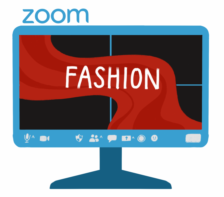Lights, camera … and (Zoom) fashion?