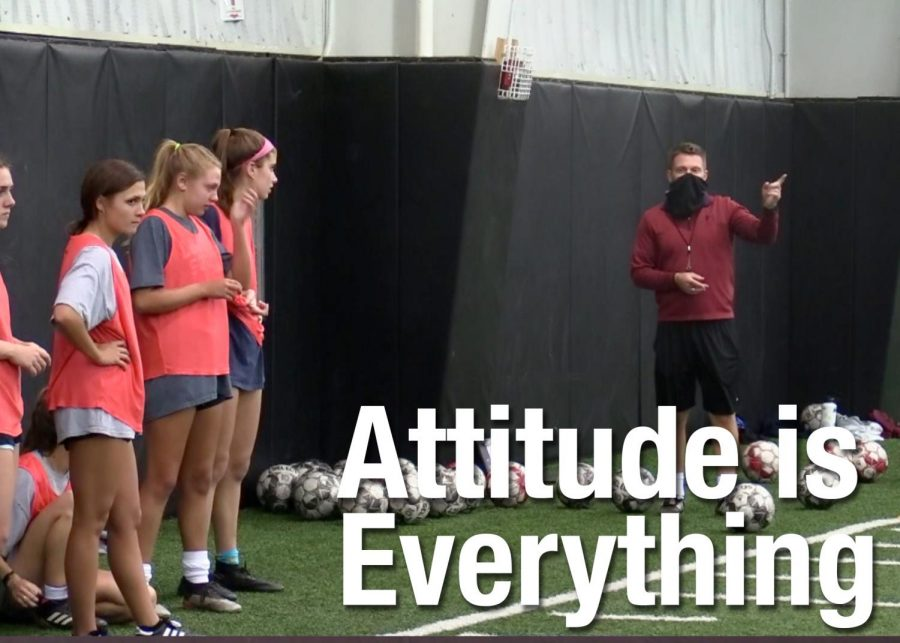 VIDEO: Attitude is everything