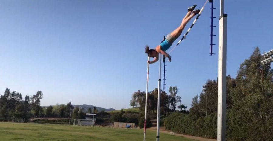 Spot Feature: Dartmouth-Bound Pole Vaulter Maya Grudman