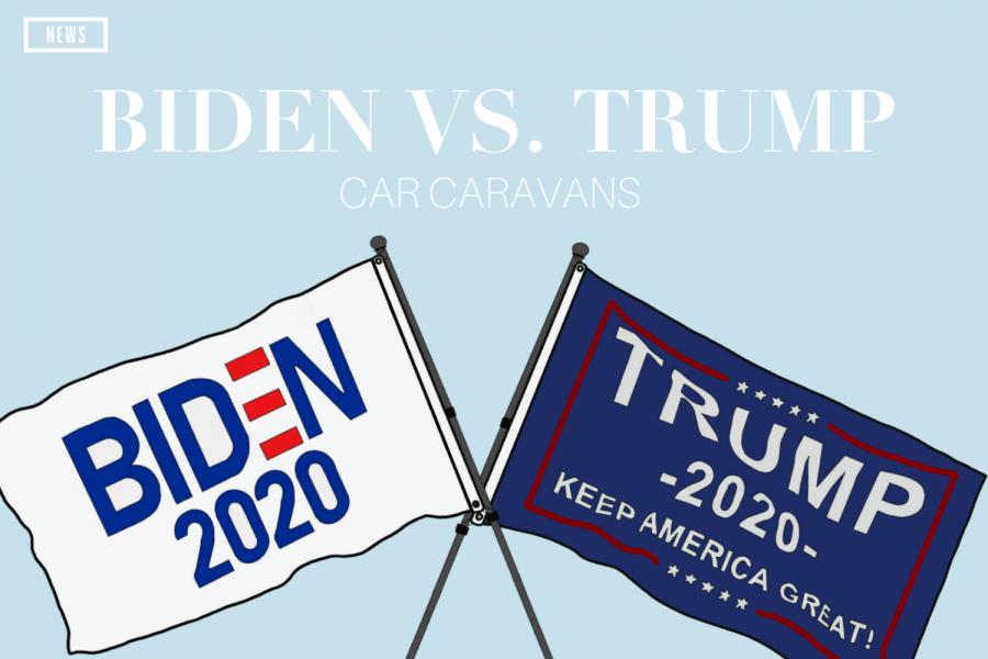 Trump Caravans Crowd Miami-Dade Streets