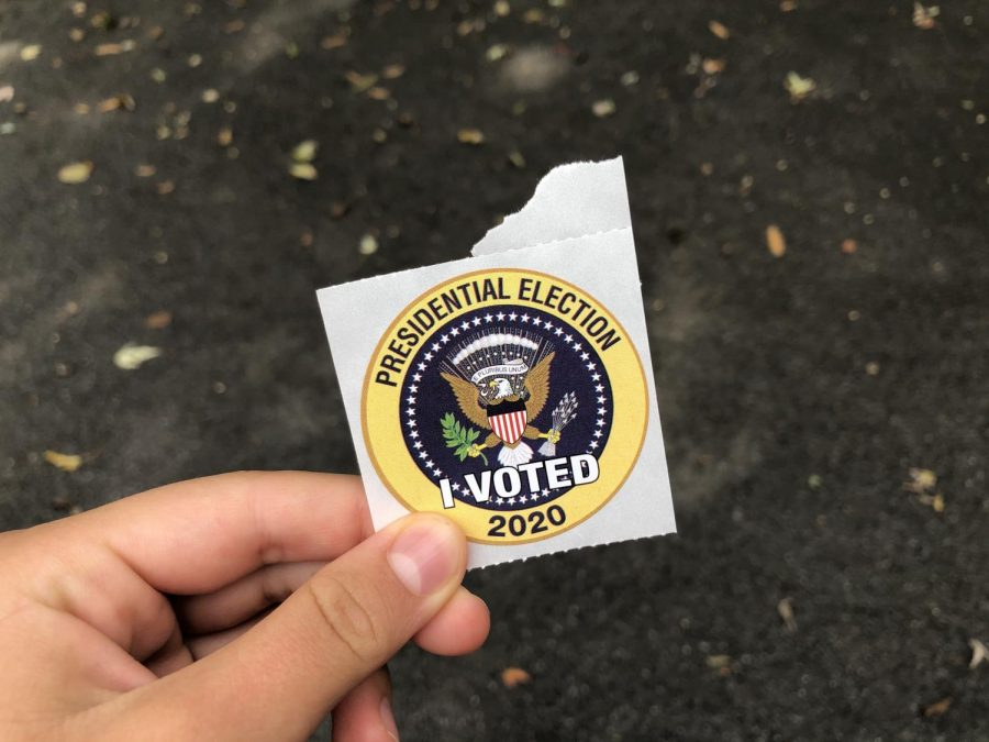 First time voters excited to fulfill civic responsibility