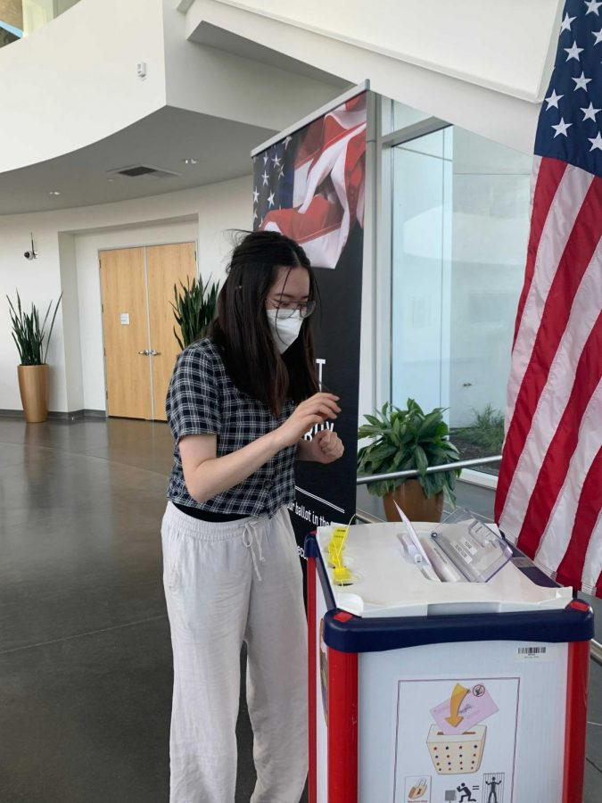 Cal High students get involved in 2020 presidential election