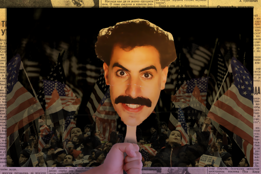 Borat and the Comedic Guise of Activism