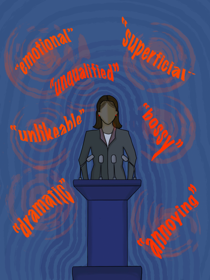 The media needs to do better in portraying female politicians