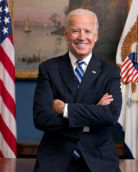 Former Vice President Joe Biden was officially elected as the 46th president of the United States.