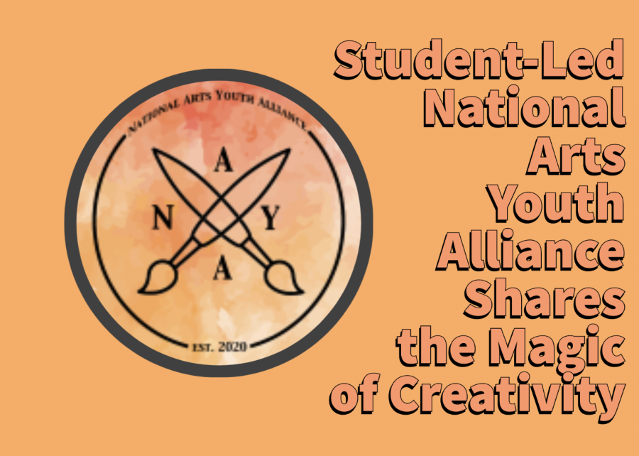 Student-Led National Arts Youth Alliance Promotes the Benefits of Art