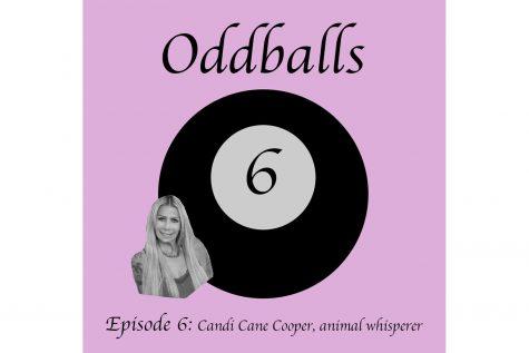 Oddballs Ep. 6: Candi Cane Cooper, animal whisperer