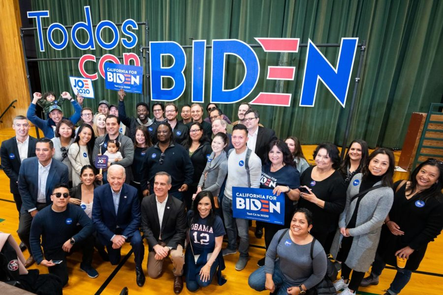 Latinos Showed Up for this Election