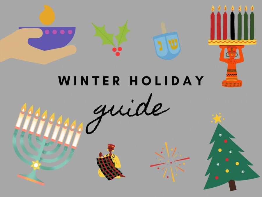 There+are+many+diverse+holidays+celebrated+throughout+the+winter+season+in+the+U.S.