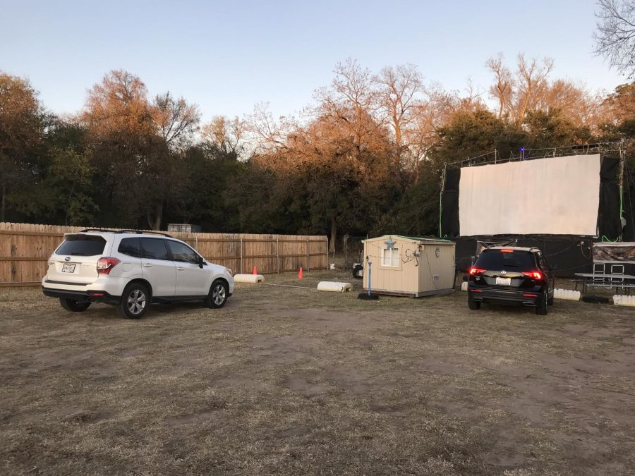 Movies take a backseat to safety