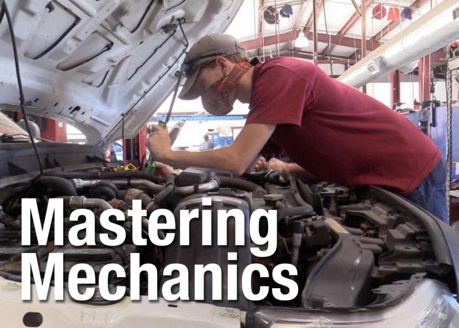 VIDEO: Mastering Mechanics