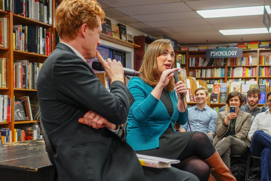 Gender and Sexuality Alliance leaders reflect on political firsts for LGBTQ community