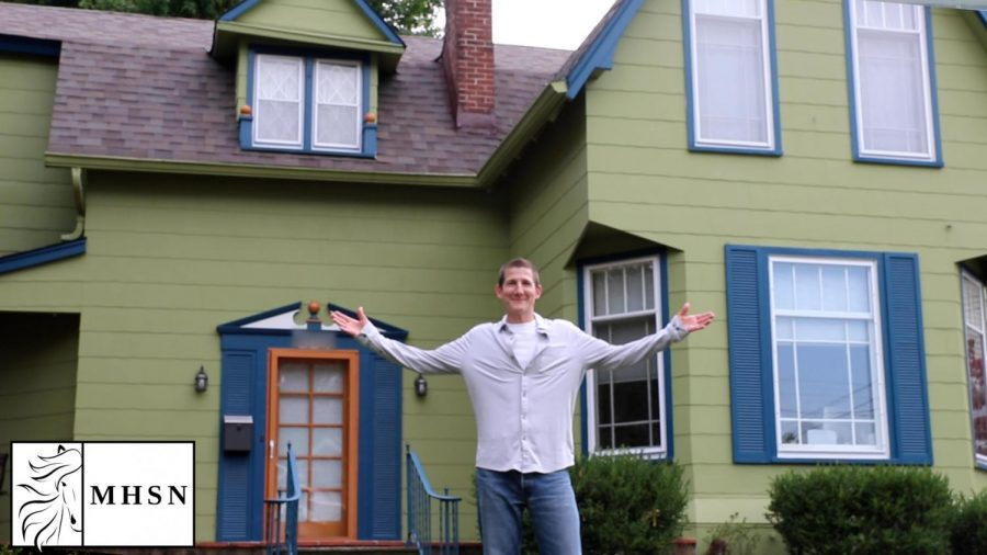 MHSNews | A History Teacher's Dream: Living in a 119-Year-Old House