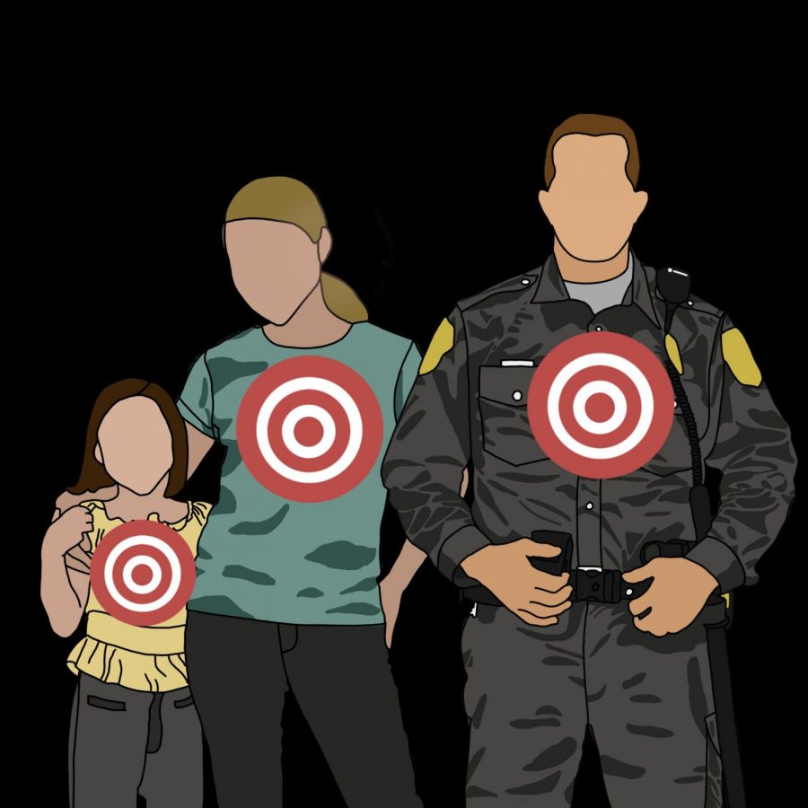 The Lives of Those With and Without a Badge