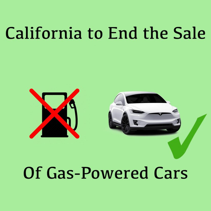 California to End the Sale of Gas-Powered Cars