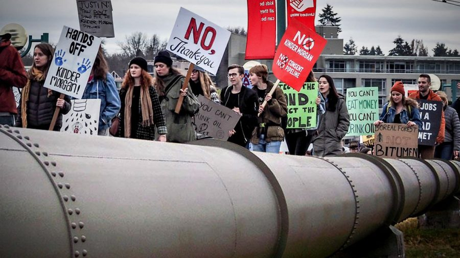 Pipeline Drips With Controversy