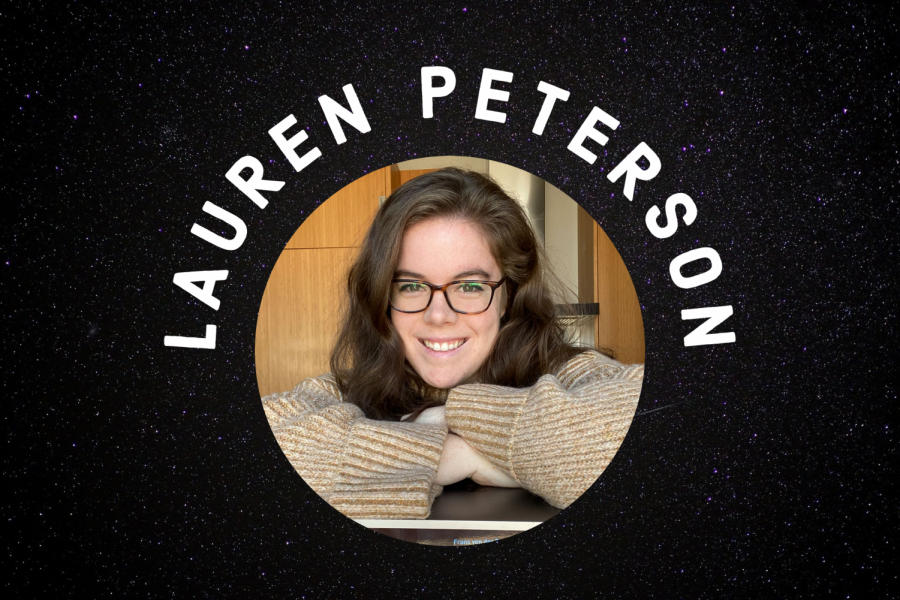 Upcoming author Lauren Peterson's space law odyssey