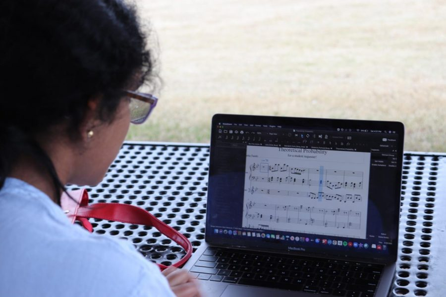 Math's intersection with music equals Tandri's Melodies for Math