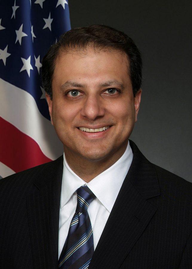 Q & A: Former U.S. Attorney Preet Bharara Sheds Light on U.S. Politics Today