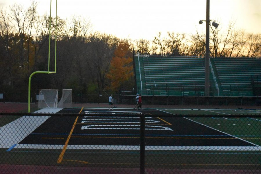 York administration confronts nooses found on football field as a hate crime