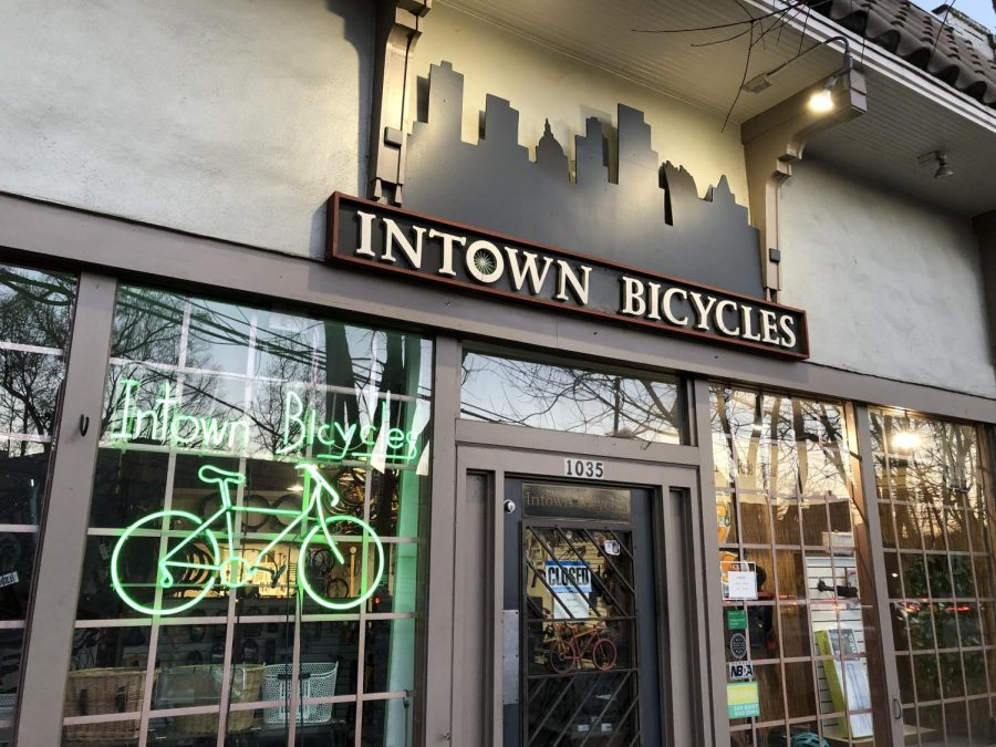 Bike stores face unique situation during pandemic
